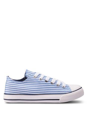 Rubi multi Jodi Low Rise Sneakers D40B4SH11CEE10GS_1