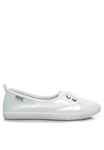 Twenty Eight Shoes Smart Causal Leather Sneakers RX5199 DBE87SHEA04E6DGS_1