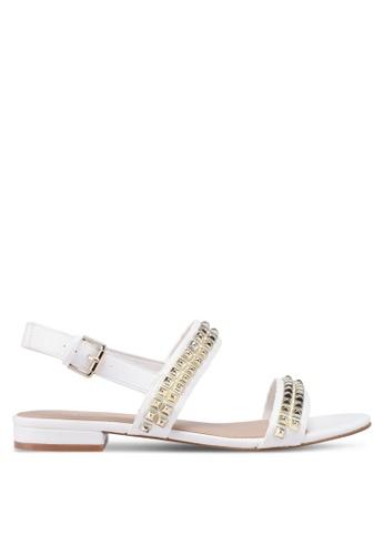 ALDO white Cadaressa Sandals AE7ACSH9A13C3DGS_1