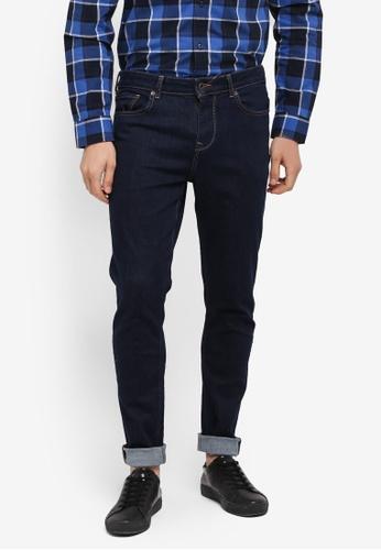 Jack Wills 藍色 Cashmoor Skinny Jeans 52875AA9B427DDGS_1