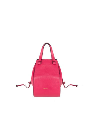 Esfolar red Esfolar Mini Tote  Bag (EA 190002) 90EFAAC3C3FB17GS_1