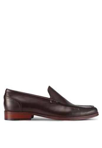ALDO brown Gilawiel Business & Dress Shoes 3E9F2SH8C8D46DGS_1