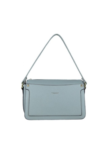 Tracey blue Tracey Korean Style Sling Bag 85A08AC32AA98AGS_1