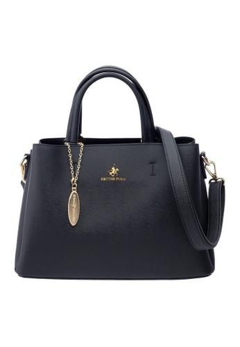 5053c620c99 Buy British Polo Elegant Tote With Sling Bag | ZALORA HK
