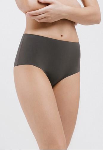 Raquel Lingerie grey Judy Grey High-Waist Panty RA363US0VD4SID_1