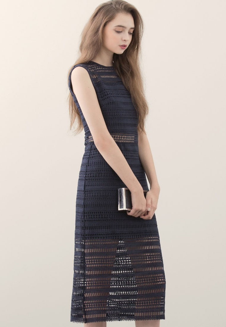 Modern Lace Dress