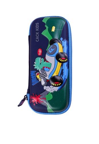 Twenty Eight Shoes navy VANSA 3D Cartoon Pencil Case  VAK-A99887 F5755KC61D3C84GS_1