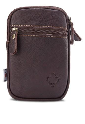 皮革小腰包, 包zalora 評價, 包