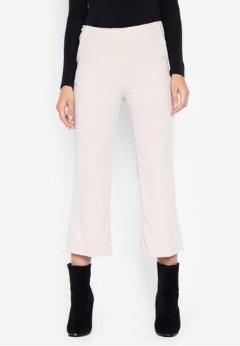 Susto The Label beige Loretta Highwaist Pants B542AAA0852954GS_1