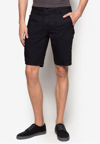 棉質休閒短褲,esprit專櫃 服飾, 服飾