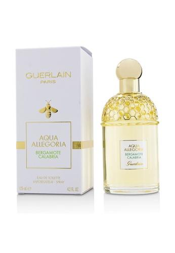 Guerlain GUERLAIN - Aqua Allegoria Bergamote Calabria Eau De Toilette Spray 125ml/4.2oz 071EEBE3D400BFGS_1