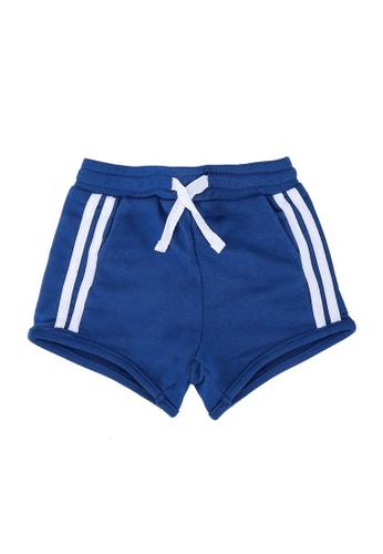 FOX Kids & Baby blue Casual Shorts 135D3KAD7F4C89GS_1