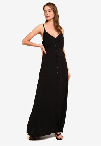 Sável black Palmer Dress 04188AAF97907EGS_1