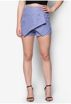 Juris Folded Shorts