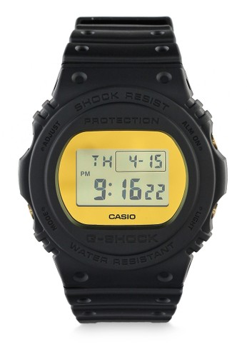 G-Shock black and yellow G-Shock Dw-5700Bbmb-1Dr Black Yellow 21213AC1EE9C2BGS_1
