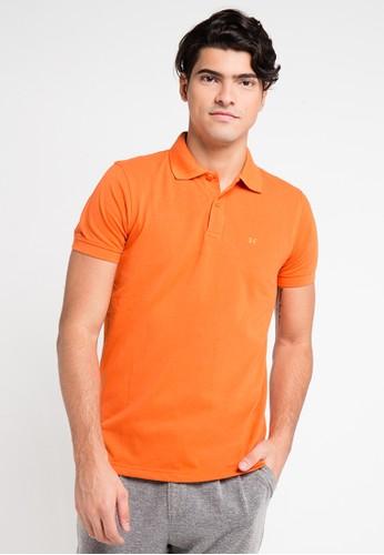 Hassenda orange Short Sleeve HA130AA0VPESID_1