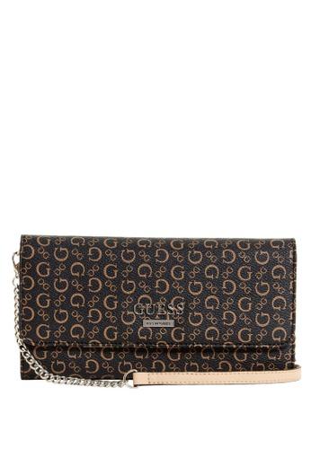 Buy Guess Mcgill Mini Crossbody Clutch Bag Online on ZALORA Singapore d48eb6a584c00