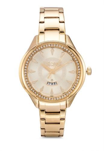 R7253571501 esprit outlet 台中閃鑽不銹鋼手錶, 錶類, 飾品配件
