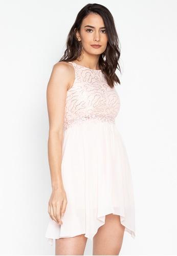 c9b8bb43eba Shop Rated E Fashion Emma Fit and Flare Dress Online on ZALORA ...