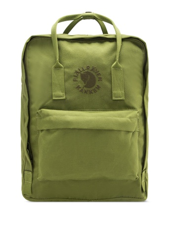 Fjallraven Kanken green Spring Green Re-Kanken Backpack FJ382AC91ZNKMY_1