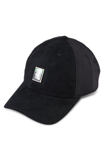 PUMA black Sneaker Cap 293E1AC735C92BGS_1