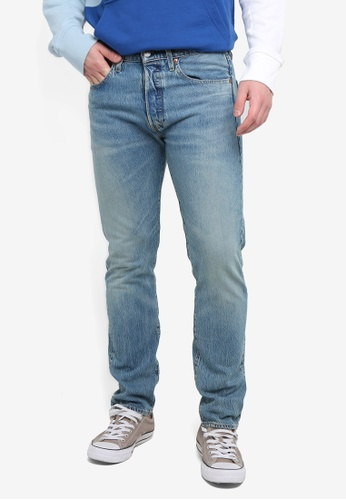 681eab070e7 Buy Levi's 501 Slim Taper Fit Jeans | ZALORA HK