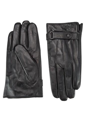 男性釦帶皮革手套, 京站 esprit飾品配件, 飾品配件