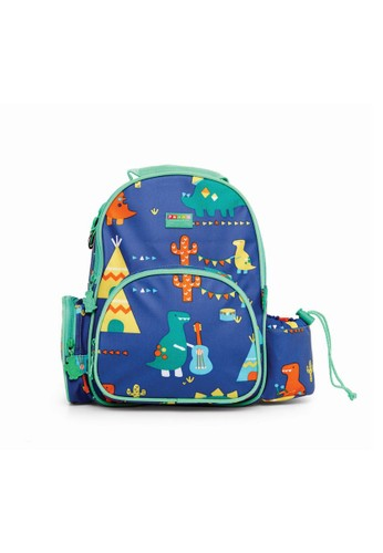 Penny Scallan blue Backpack Medium Dino Rock 54760KCF24EE21GS_1