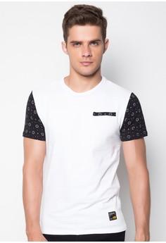 Round Neck Slim Fit T-shirt