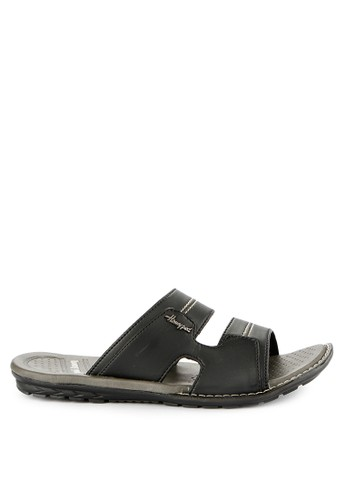 Homyped black Panamera 02 Men Sandals C7F95SH2A5DF6FGS_1