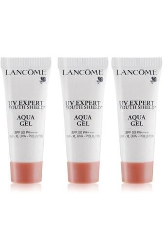 Lancome Lancome UV Expert Youth-Shield Fresh UV Aqua Gel SPF 50 10ml x3 87E98ES7AD8D90GS_1