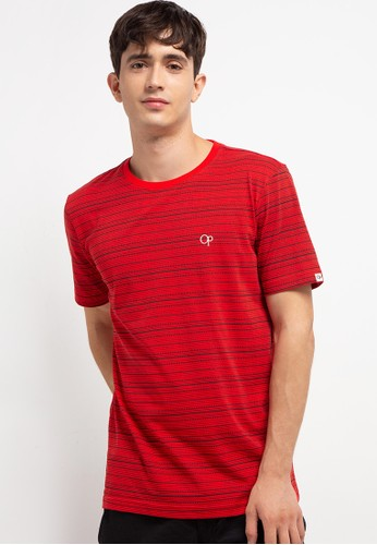 Ocean Pacific red Men'S Tshirt Young 81FAFAACB82100GS_1
