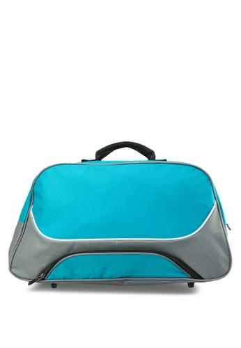 撞zalora鞋子評價色小巧旅行袋, 包, 旅行包