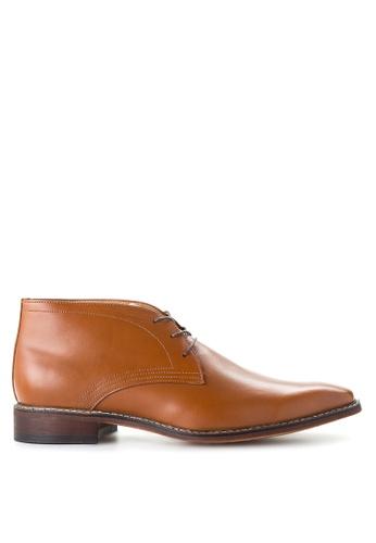 Bristol Shoes brown Maxx Brown Chukka BR842SH66ARTPH_1