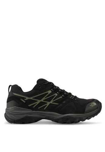 The North Face black M Hedgehog Fastpack Shoes 4E745SH7C53D02GS_1