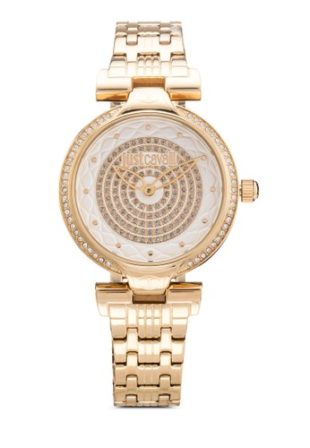 R7253579501 Lady J esprit hk outlet不銹鋼圓錶, 錶類, 飾品配件