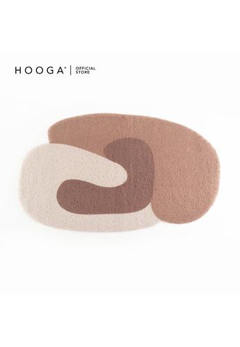 HOOGA Hooga Door Mat Raemon Odd FF13BHLB91BECAGS_1