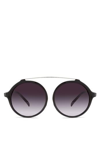 JP0153 無鏡橋圓esprit台灣框太陽眼鏡, 飾品配件, 飾品配件