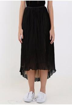[PRE-ORDER] Pleated Skirt w/ Velvet Ribbon
