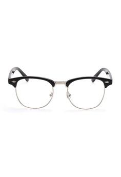 1b3e8b76cf0 Kimberley Eyewear black Edison Glasses KI426GL73WJQPH 1