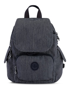 ce114ea351 Kipling black City Pack Mini Backpack 5F401ACC8CFA27GS 1