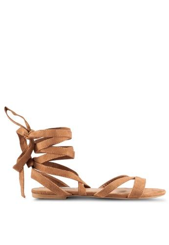 Billini brown Daska Sandals BI606SH0RT33MY_1