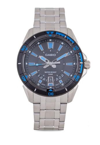 Casio MTD-1066D-1AVDF 指針esprit 衣服錶, 錶類, 錶類