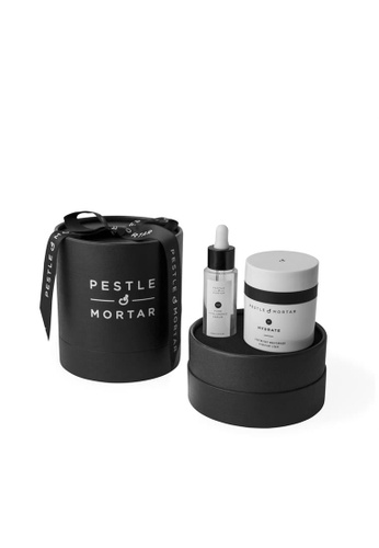 Pestle & Mortar Hydrating Duo Gift Set [Holiday Sets] PE480BE0GMOCSG_1