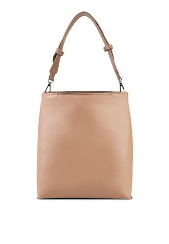 ZALORA Two-Way Strap Shoulder Bag