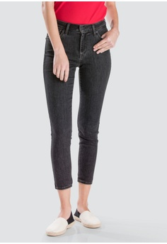 0f81527b4a0 Levi s black Levi s 721 High Rise Skinny Ankle Jeans Women 22850-0042  571A2AABC5BCD7GS 1