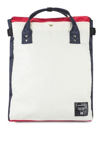 矩形兩用手提後背包, 包,esprit台灣outlet 後背包