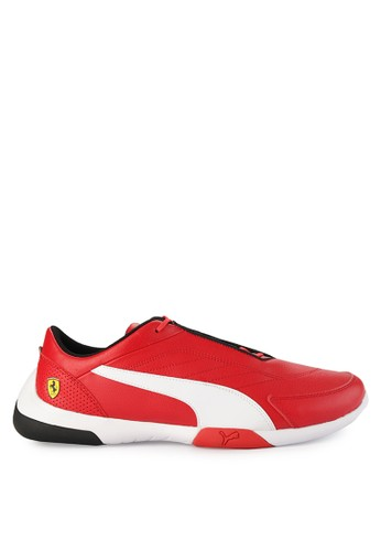 Puma red Sf Kart Cat Iii Shoes EBD49SH7FFC94FGS_1
