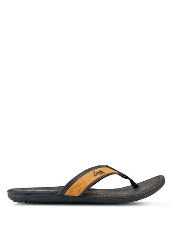 Louis Cuppers yellow Casual Slip On Sandals C8F92SH3C06191GS_1