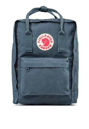 "Fjallraven Kanken grey Graphite Kanken 13"" Laptop Backpack FJ859AC84CSDSG_1"